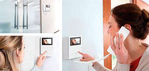 Ambientes-Monitor-Videoportero-Serie-8-Tegui