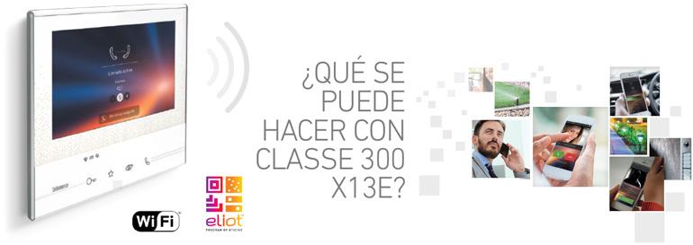 ¿Qué se puede hacer con Classe 300 X13E?