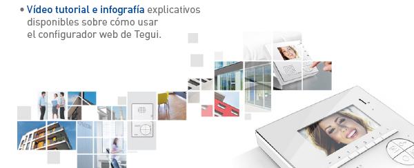Ahorra tiempo con el configurador web de Tegui