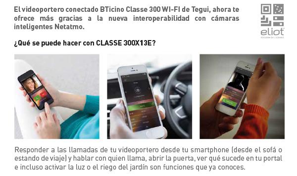 Qué puedes hacer con el Classe 300X13E de Tegui